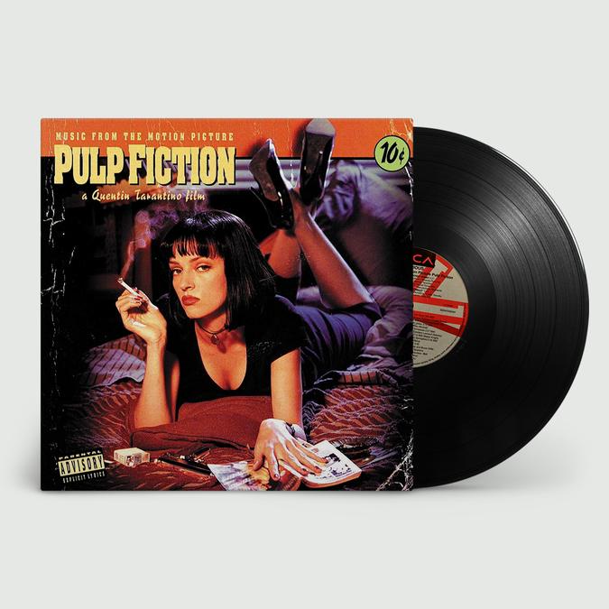 Original Soundtrack: Pulp Fiction (OST)