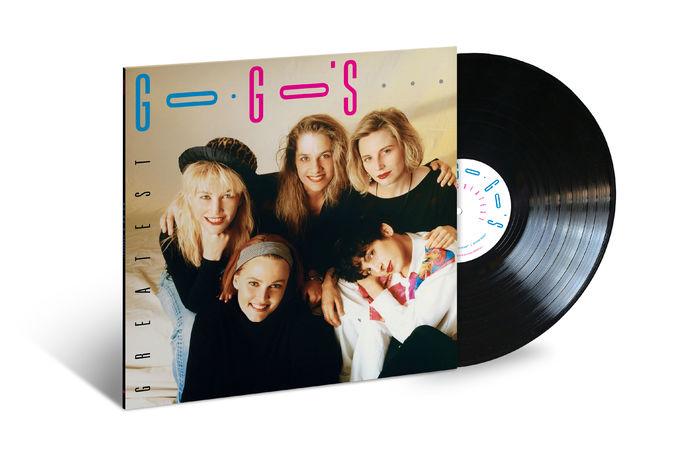 The Go Go's: Greatest Vinyl LP
