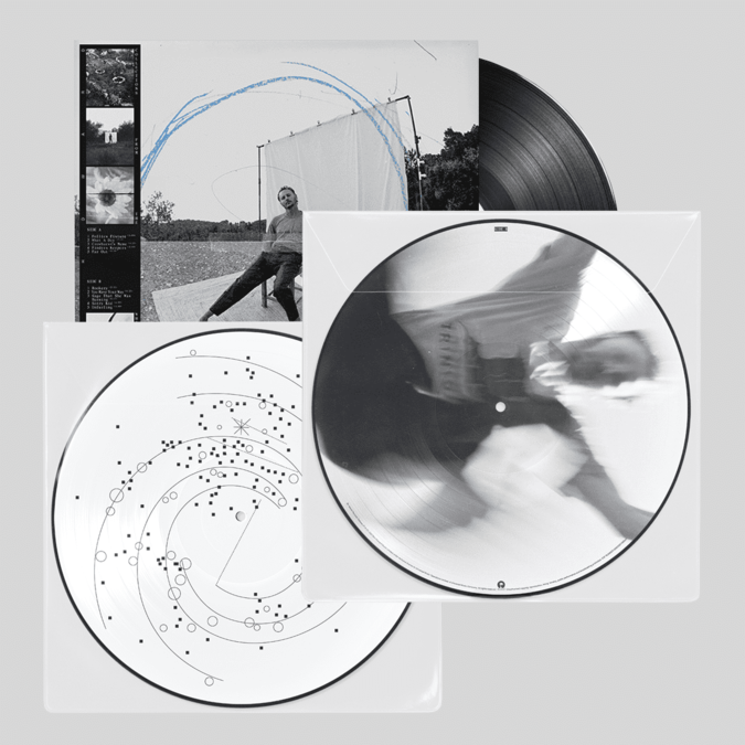 Ben Howard: COLLECTIONS FROM THE WHITEOUT: PICTURE DISC VINYL & STANDARD LP