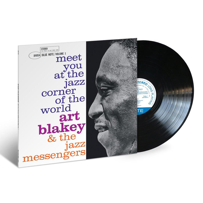 Art Blakey & The Jazz Messengers: Meet You At The Jazz Corner of the World, Vol. 1