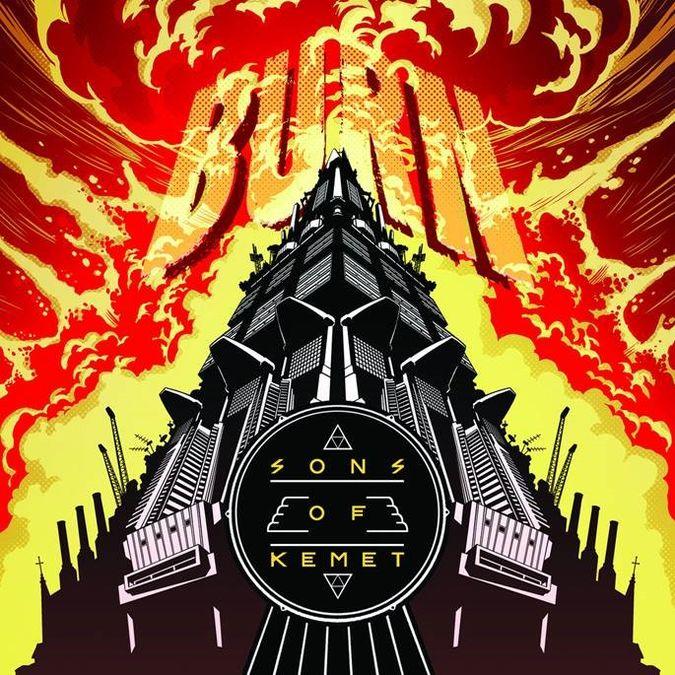 Sons of Kemet: Burn