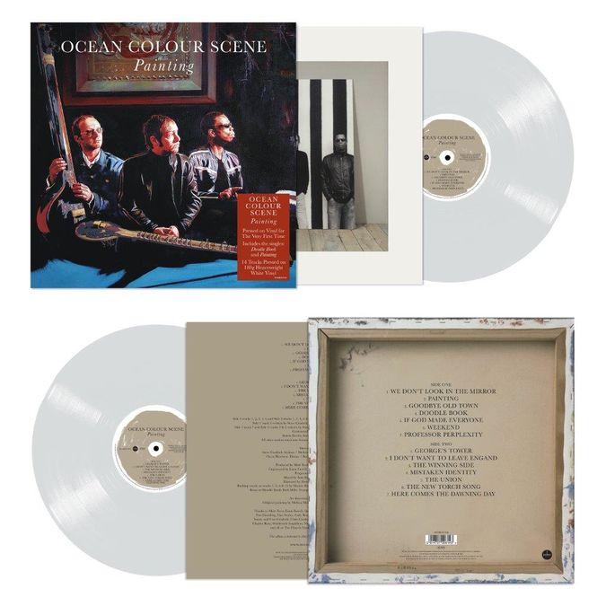 Ocean Colour Scene: Painting: Limited Edition White Vinyl