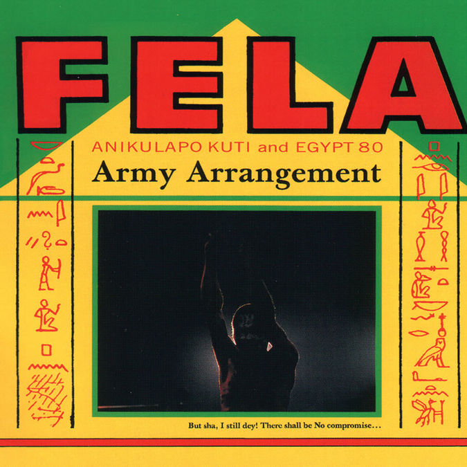 Fela Kuti: Army Arrangement