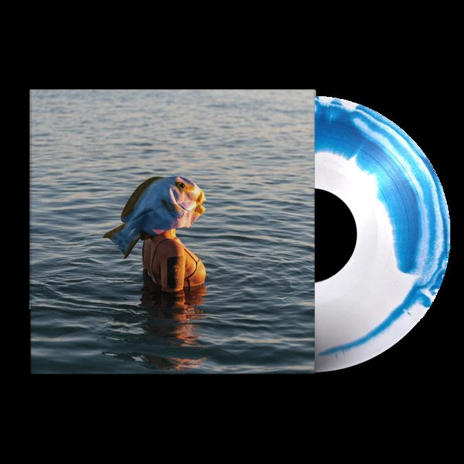 GENN: Liminal: Signed Blue Swirl 12