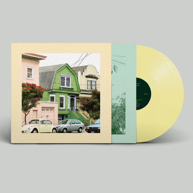 The Reds, Pinks and Purples: Uncommon Weather: Recordstore Exclusive Pastel Yellow Vinyl