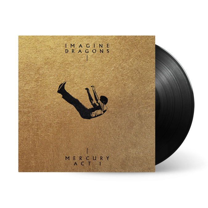 Imagine Dragons: Mercury: Act 1 (Standard Vinyl)