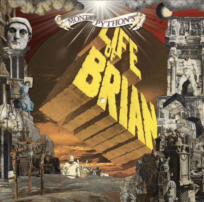 Monty Python: Monty Python's Life Of Brian: Limited Edition Picture Disc