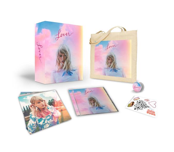 Taylor Swift: CD Box Set