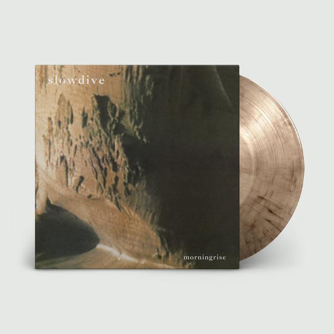 Slowdive: Morningrise: Limited Edition Smokey Vinyl