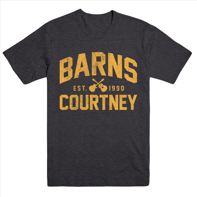Barns Courtney: Barns Courtney Est 1990 Tee - M