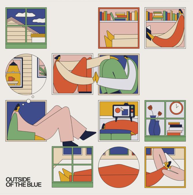 SPINN: Outside Of The Blue: CD