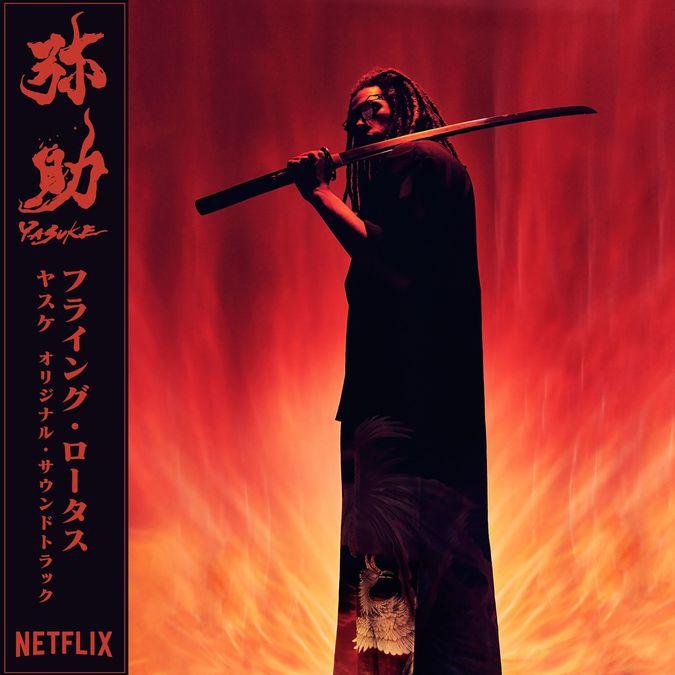 Flying Lotus: Yasuke: CD + OBI Strip