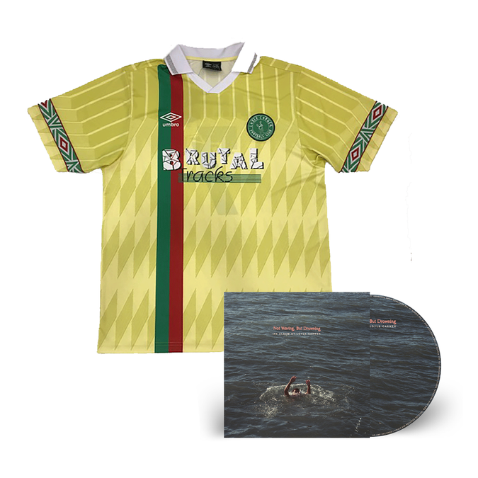 Loyle Carner: Loyle Carner Football Shirt + CD