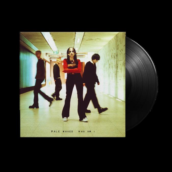 Pale Waves: Who Am I? - Standard Black Vinyl