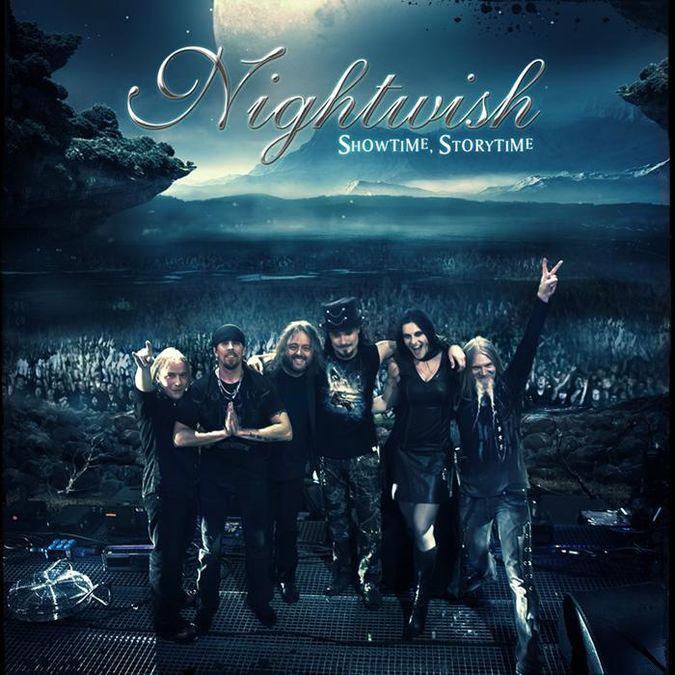 Nightwish: Showtime, Storytime (Nachauflage)