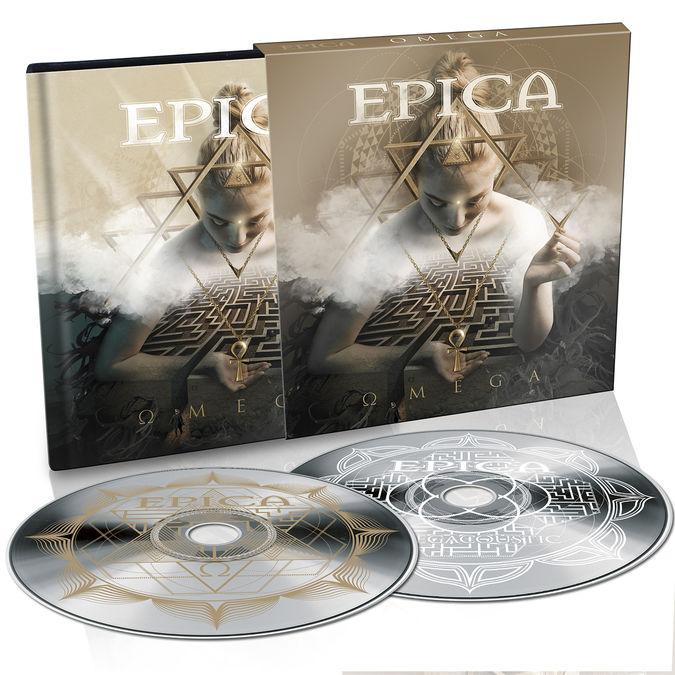 Epica: Omega: Limited Edition 2CD Digibook