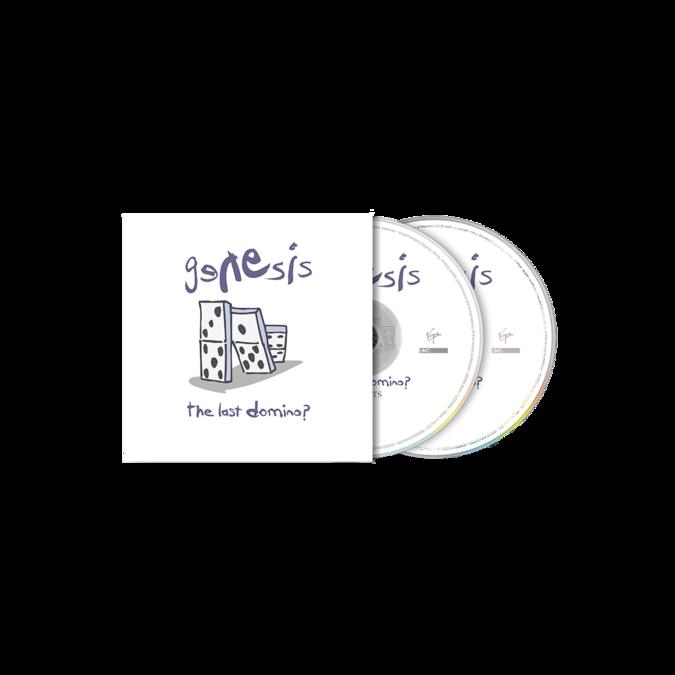 Genesis: The Last Domino? - The Hits: 2CD
