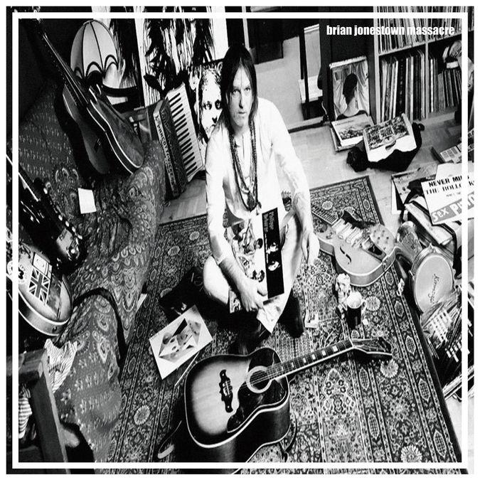 Brian Jonestown Massacre: Hold That Thought: White Vinyl LP