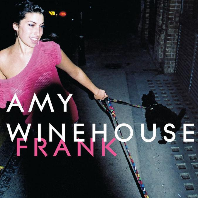 Amy Winehouse: Frank CD Album