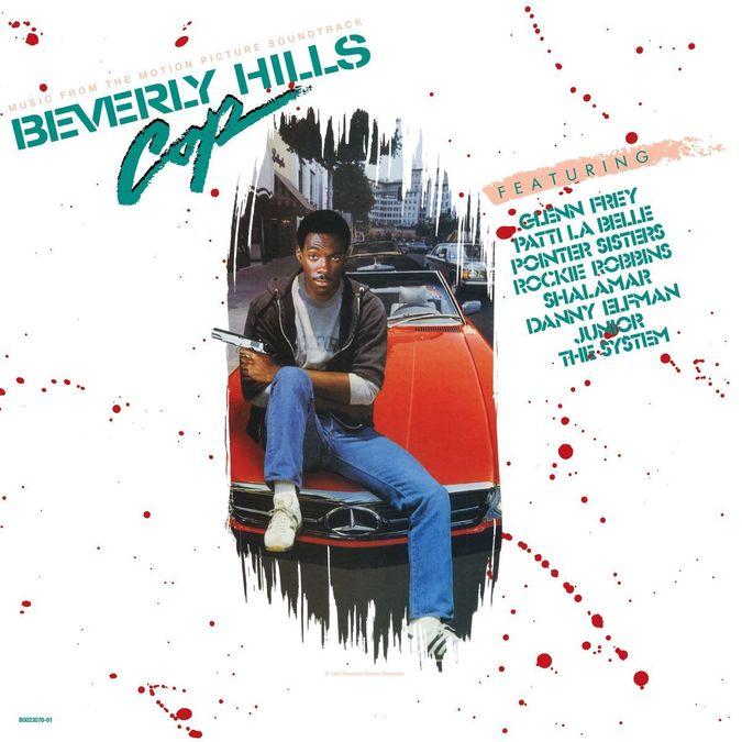 Various Artists: Beverly Hills Cop