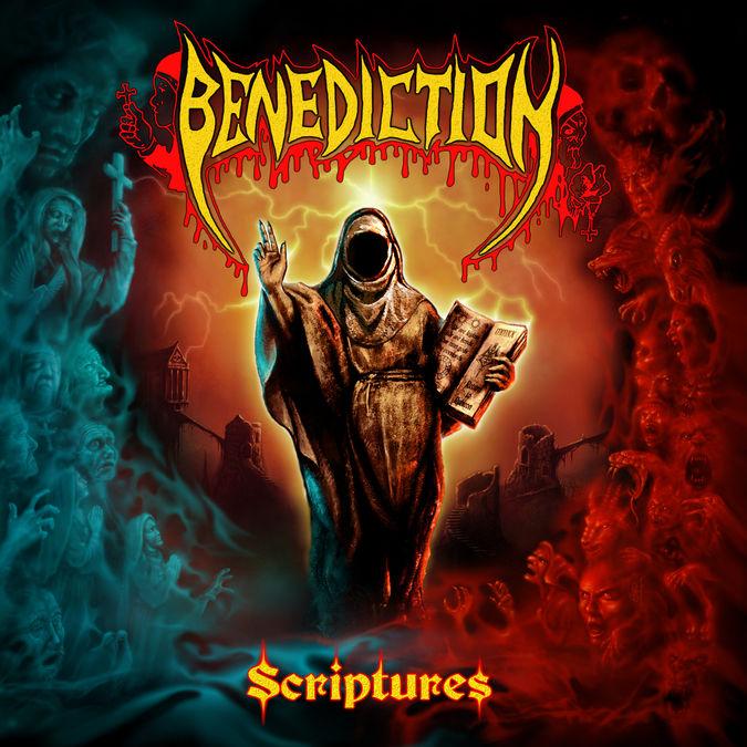 Benediction: Scriptures: CD + Signed Insert