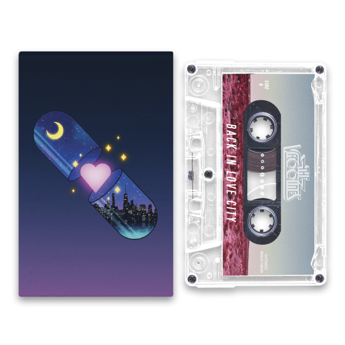 The Vaccines: BACK IN LOVE CITY: Cassette