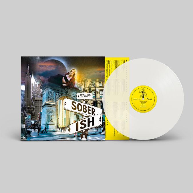 Liz Phair: Soberish: Limited Edition Milky Clear Vinyl LP