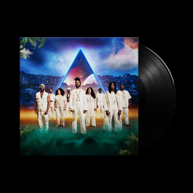 Steam Down: Five Fruit: Black Vinyl LP