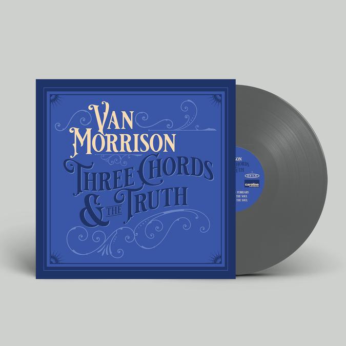 Van Morrison: Three Chords & The Truth Silver 2LP