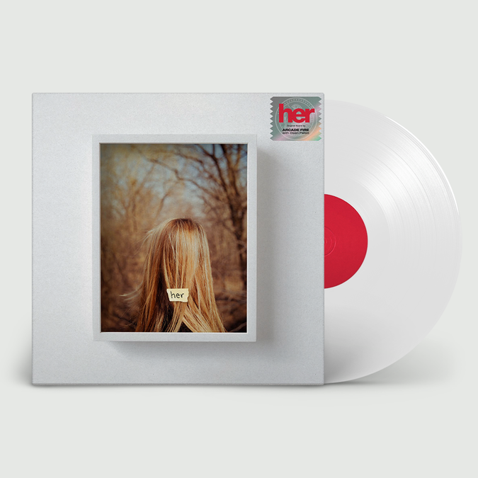 Arcade Fire: Her (Original Motion Picture Soundtrack): Limited Edition White Vinyl