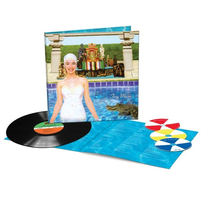 Stone Temple Pilots: Tiny Music… From The Vatican Gift Shop: Super Deluxe Edition