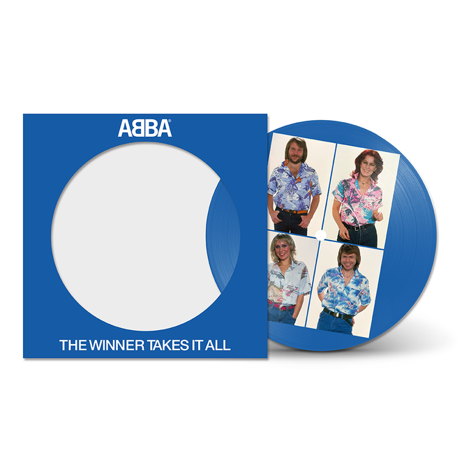 Abba: The Winner Takes It All: Limited Edition Picture Disc