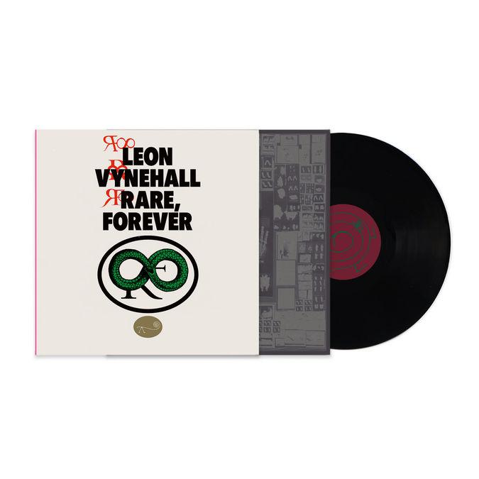 Leon Vynehall : Rare, Forever