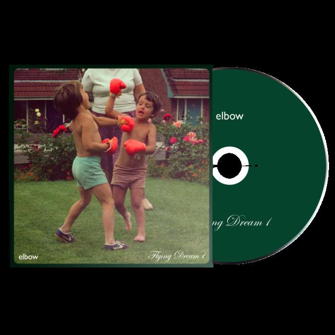 Elbow: Flying Dream 1: CD