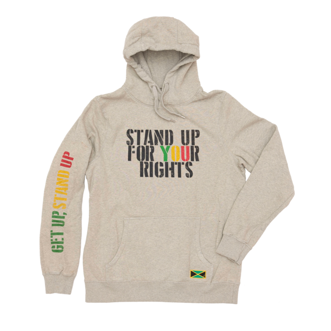Bob Marley: Get Up Stand Up Hoodie