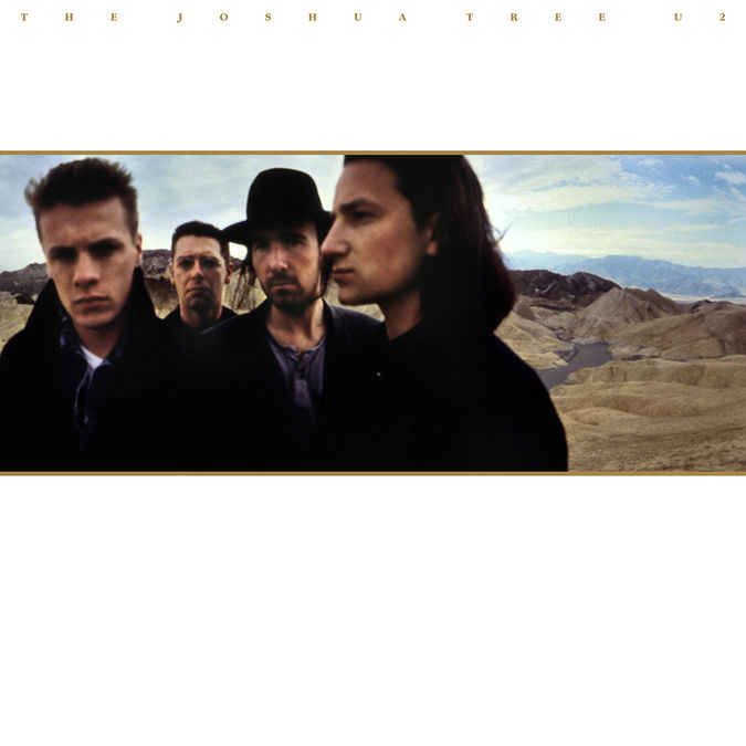 U2: The Joshua Tree - Deluxe 2CD