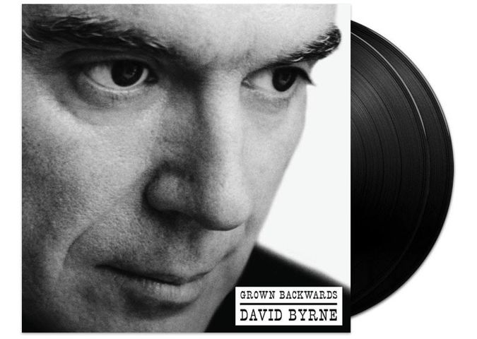 David Byrne: Grown Backwards: Deluxe Limited Edition Vinyl