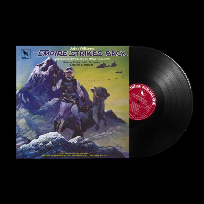 John Williams Charles Gerhardt National Philharmonic Orchestra: The Empire Strikes Back: Symphonic Suite - Vinyl
