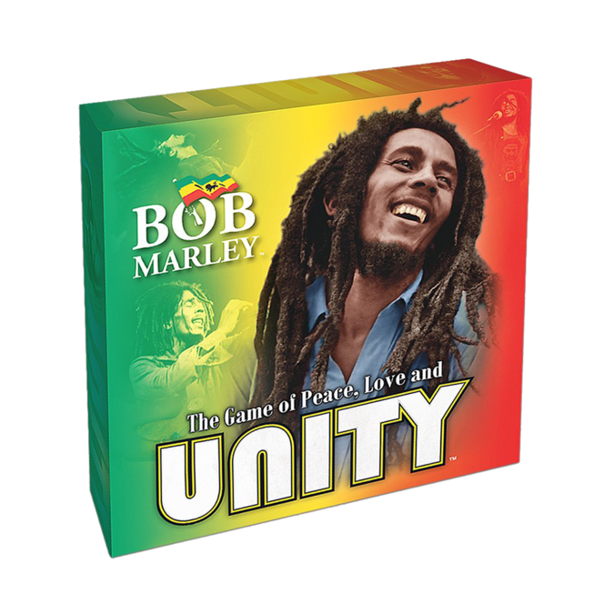 Bob Marley: The Game Of Peace, Love, and Unity