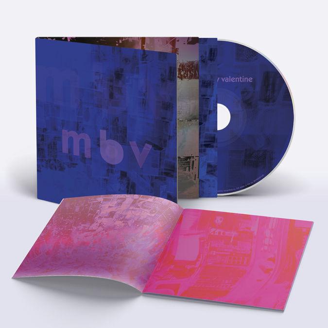 my bloody valentine: m b v: CD