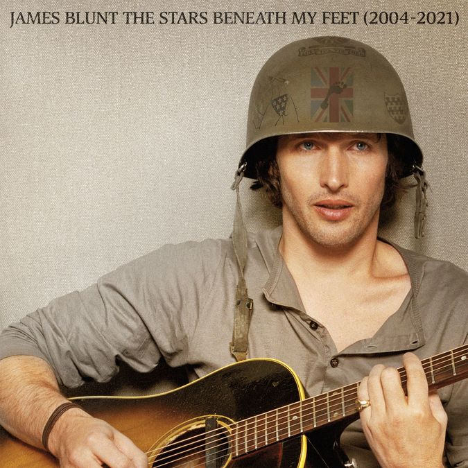 James Blunt: The Stars Beneath My Feet (2004 – 2021): CD