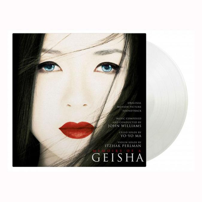 Original Soundtrack: Memoirs Of A Geisha: Limited Edition White Vinyl