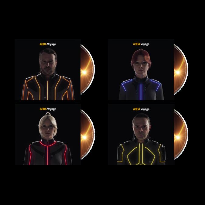 Abba: Voyage (CD Bundle)