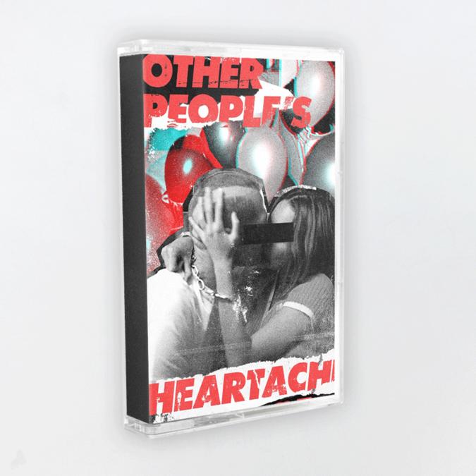 Bastille: Other Peoples Heartache PT.4 Cassette