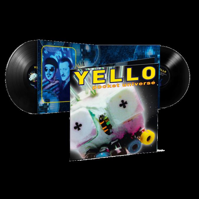 Yello: Pocket Universe: Vinyl Reissue