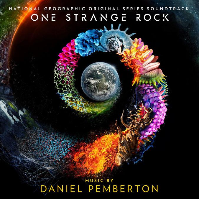Daniel Pemberton: One Strange Rock: Planetary Two Tone Blue/White Vinyl