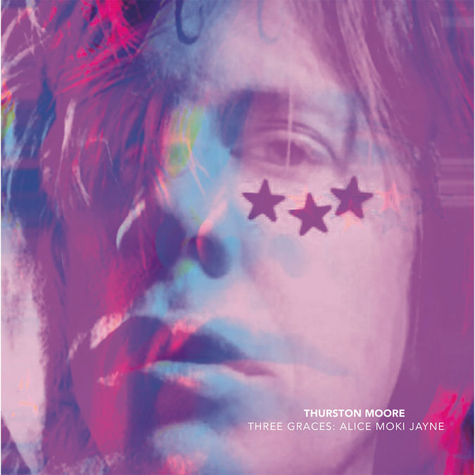 Thurston Moore: Daydream Library Series: Three Graces/ Leave Me Alone