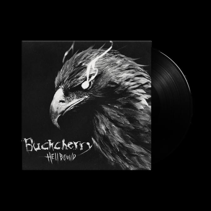 Buckcherry: Hellbound: Vinyl LP + Signed Art Card
