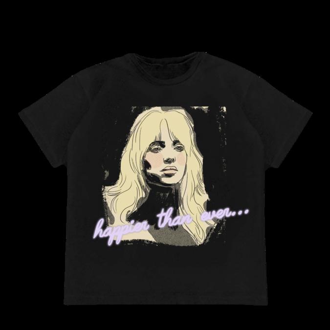 Billie Eilish: Isolation T-Shirt