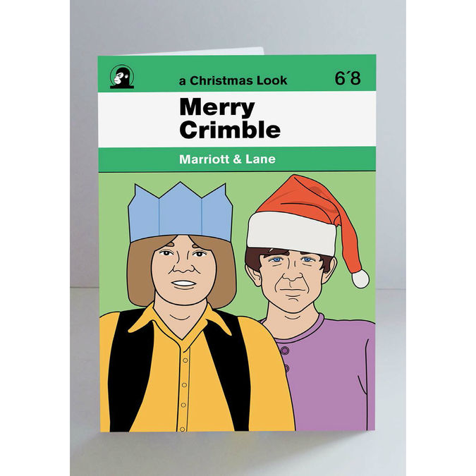 Small Faces: The Small Faces Christmas Card